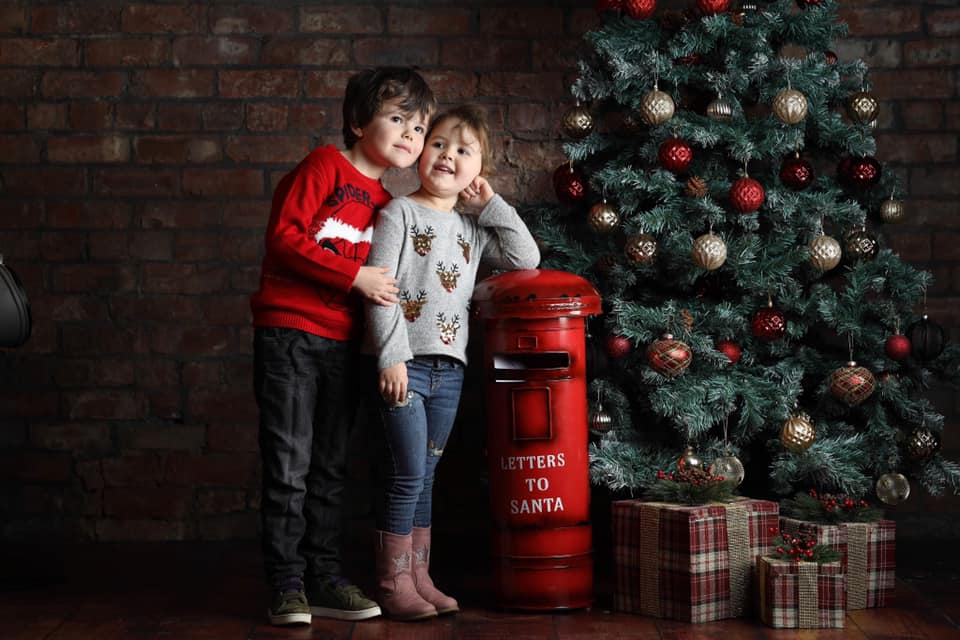 Christmas Children Portraits