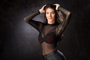 Model Rebecca Gormley