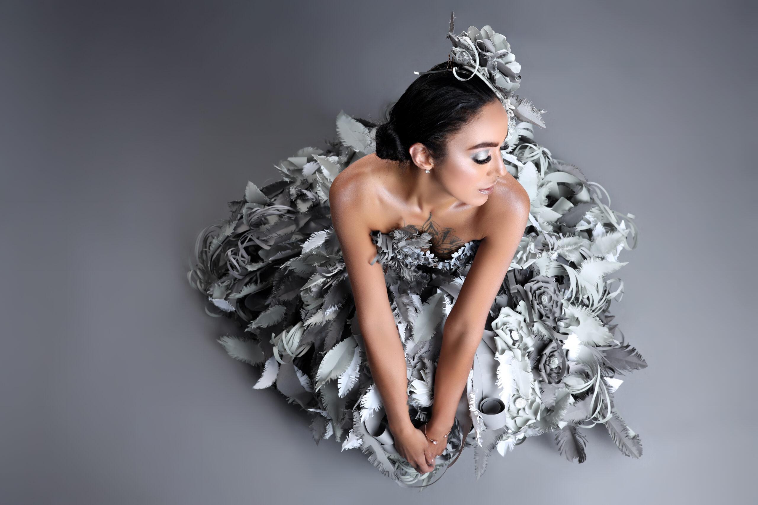 natalie mckhee, dress vision